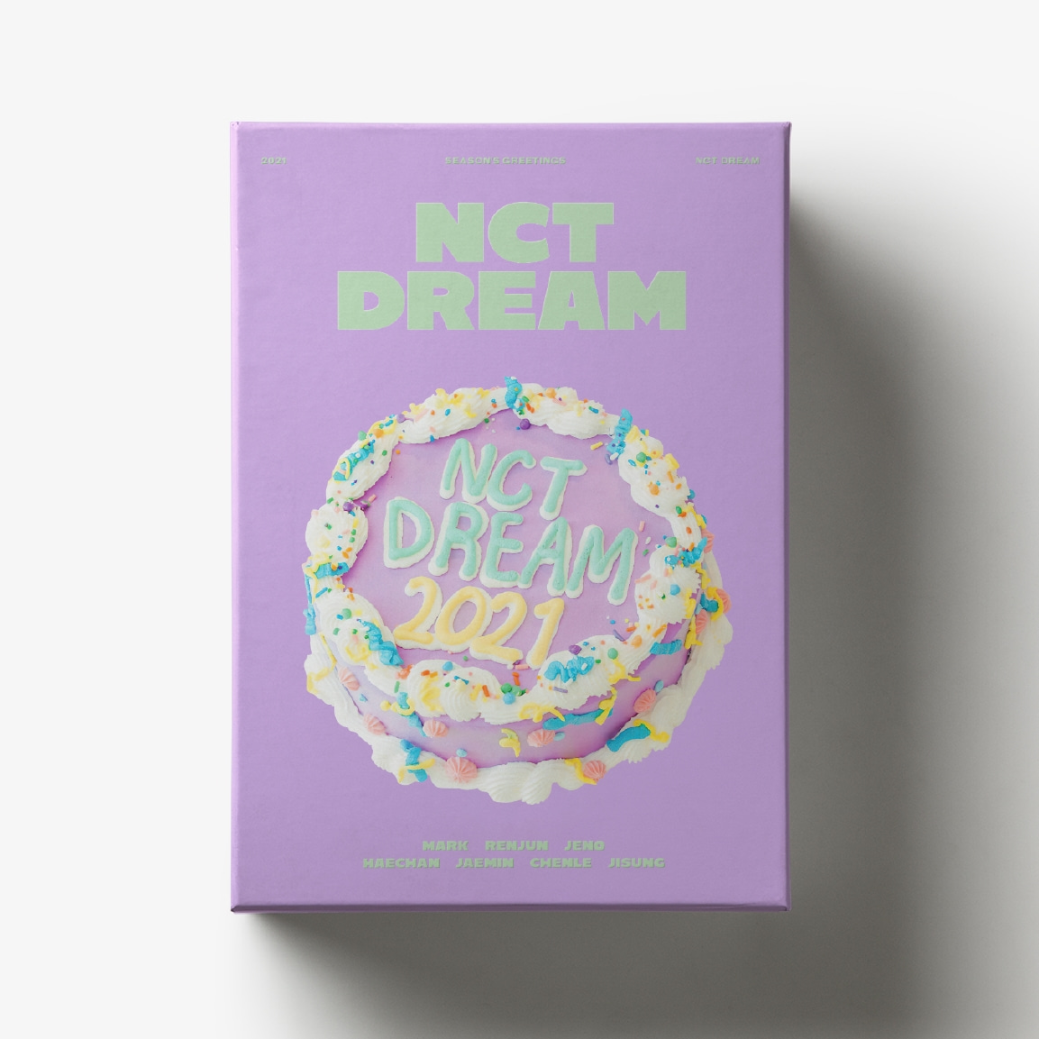 [PRE-ORDER] NCT DREAM - 2021 SEASON'S GREETINGS케이팝스토어(kpop store)