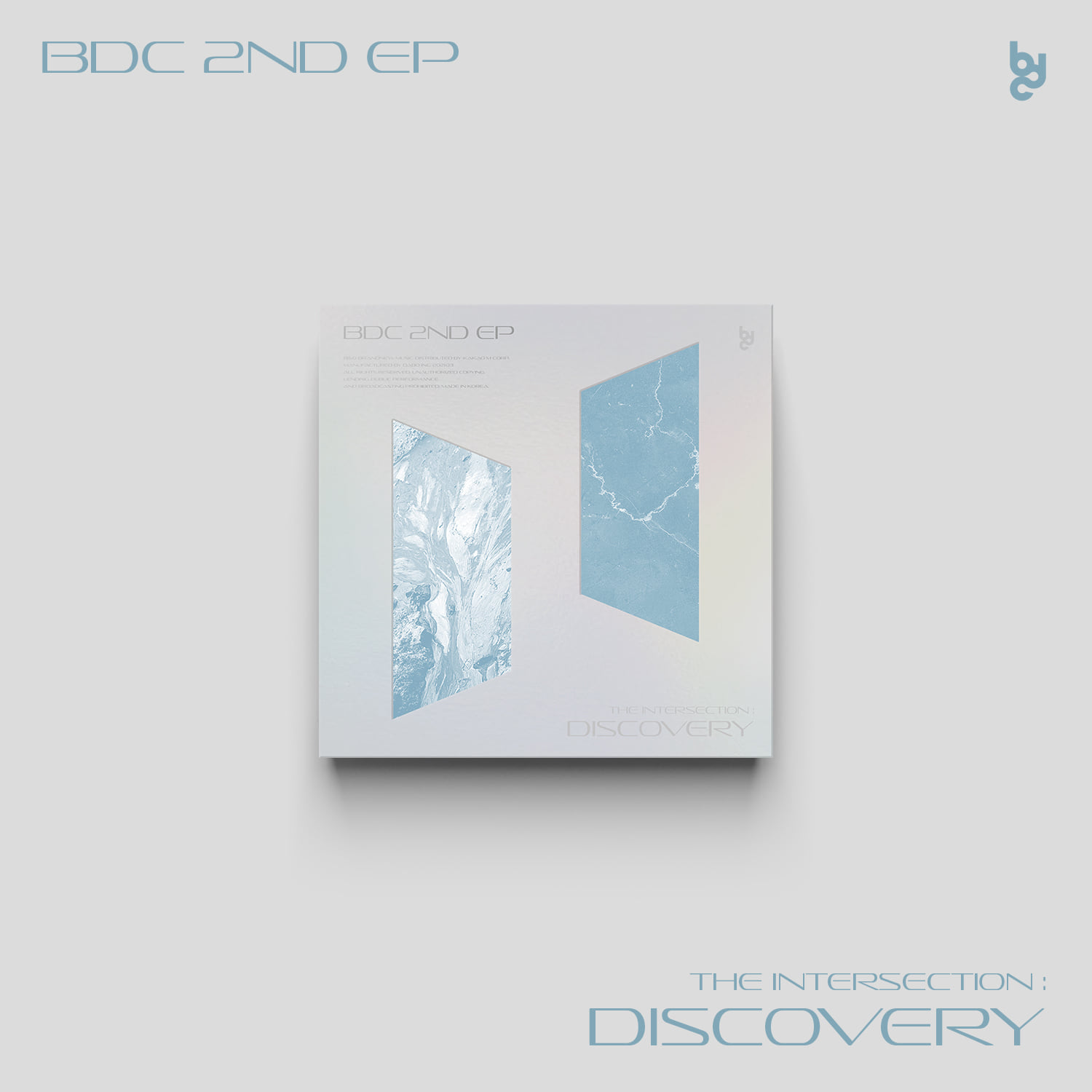 [PRE-ORDER] BDC - EP Album [THE INTERSECTION : DISCOVERY] (DREAMING Ver.)케이팝스토어(kpop store)
