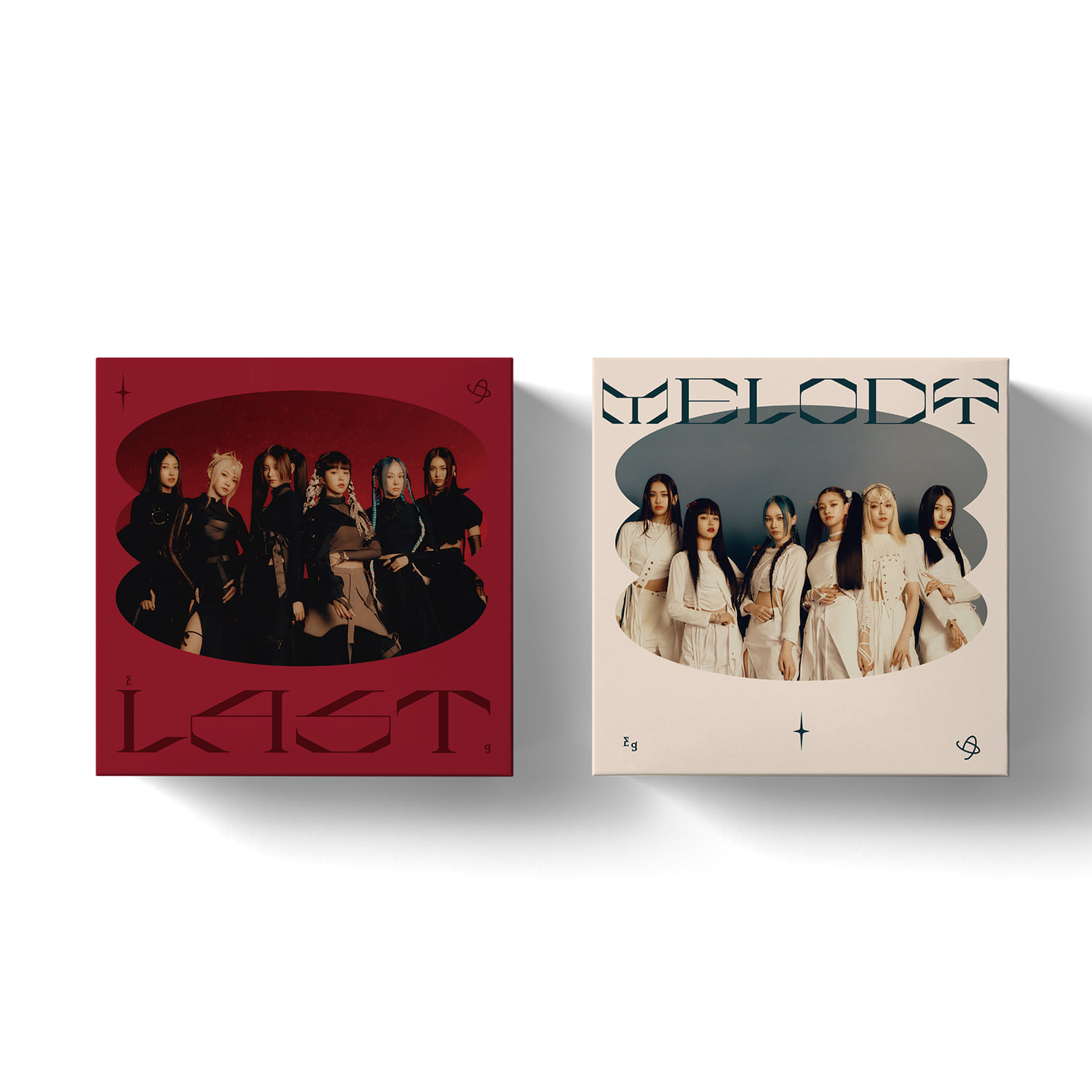 에버글로우(EVERGLOW) - 3rd Single Album [LAST MELODY] (First Memoir ver. + Last Melody ver. = 2CD SET)케이팝스토어(kpop store)