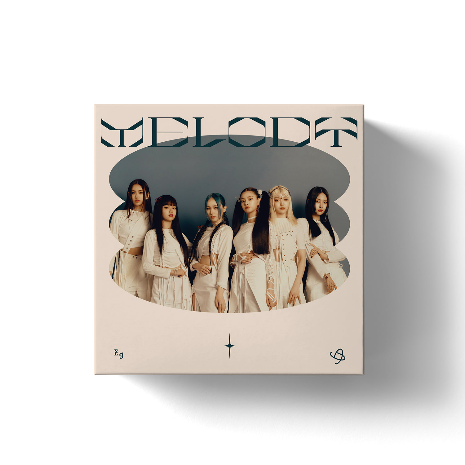에버글로우(EVERGLOW) - 3rd Single Album [LAST MELODY] (First Memoir ver.)케이팝스토어(kpop store)