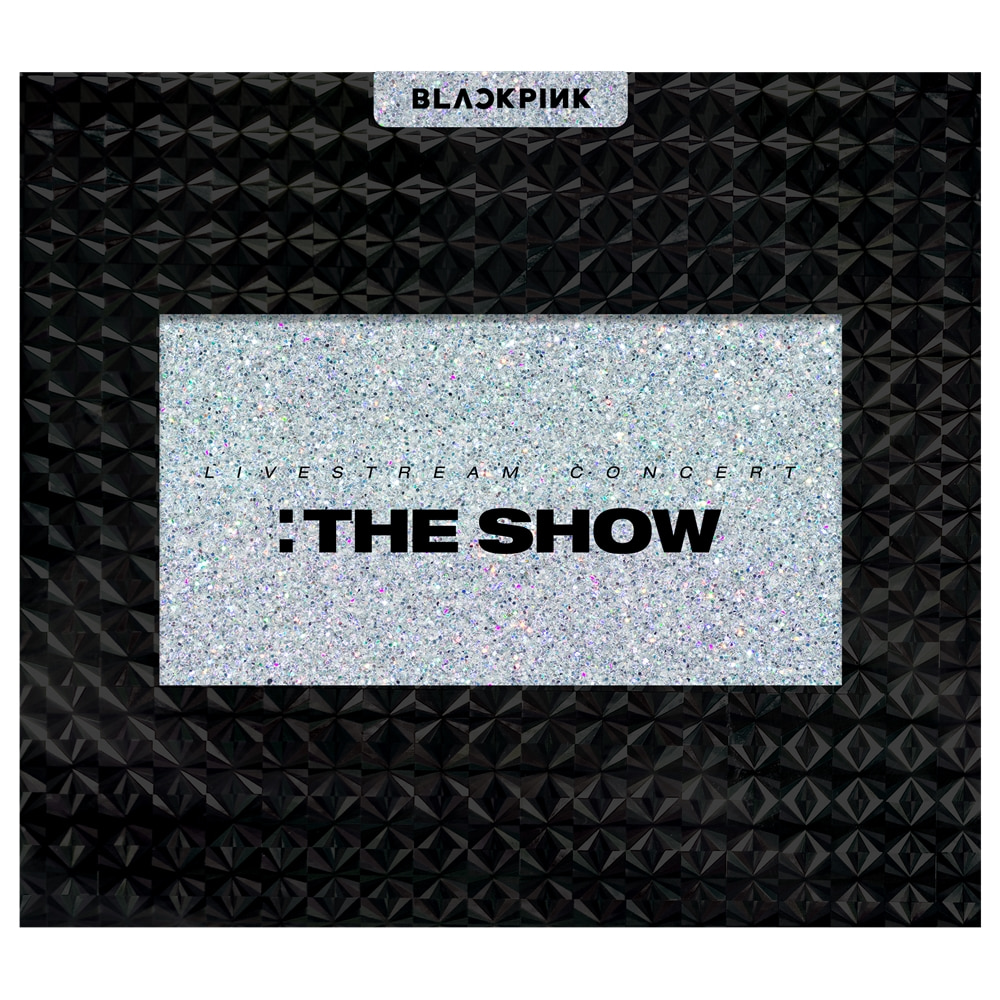 블랙핑크(BLACKPINK) - BLACKPINK 2021 [THE SHOW] LIVE CD케이팝스토어(kpop store)